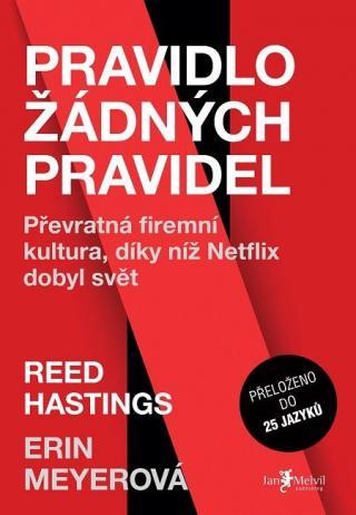 Pravidlo žádných pravidel - Hastings Reed, Meyer Erin [E-kniha]